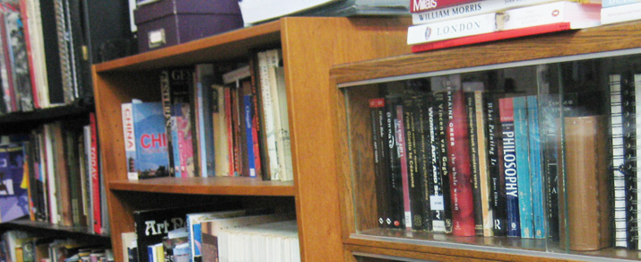 Library of Art Books