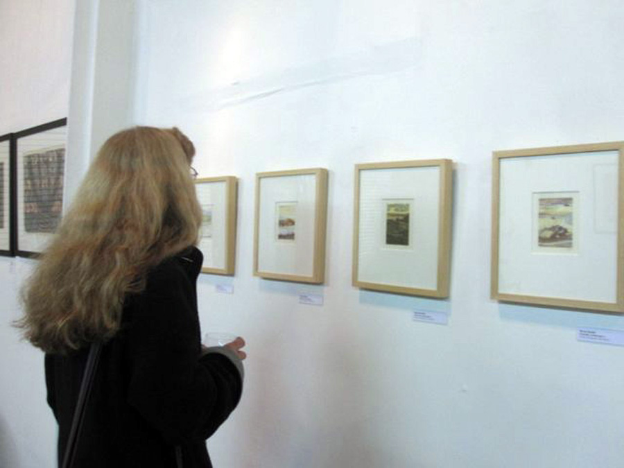 Stone Litho Exhibition