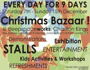 Christmas Bazaar 2013