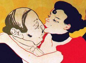 Lautrec Reine de Joie poster
