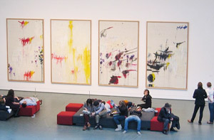 Cy Twombly - The Four Seasons