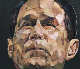George Bush by Jonathan Yeo