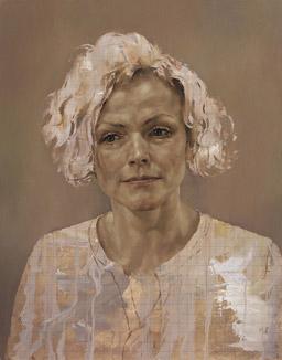 Maxine Peake by Jonathan Yeo
