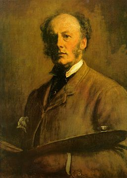 John Everett Millais - Self Portrait