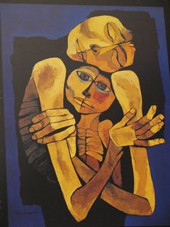 Ternura by Guayasamin
