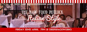 April Raw Food Potluck