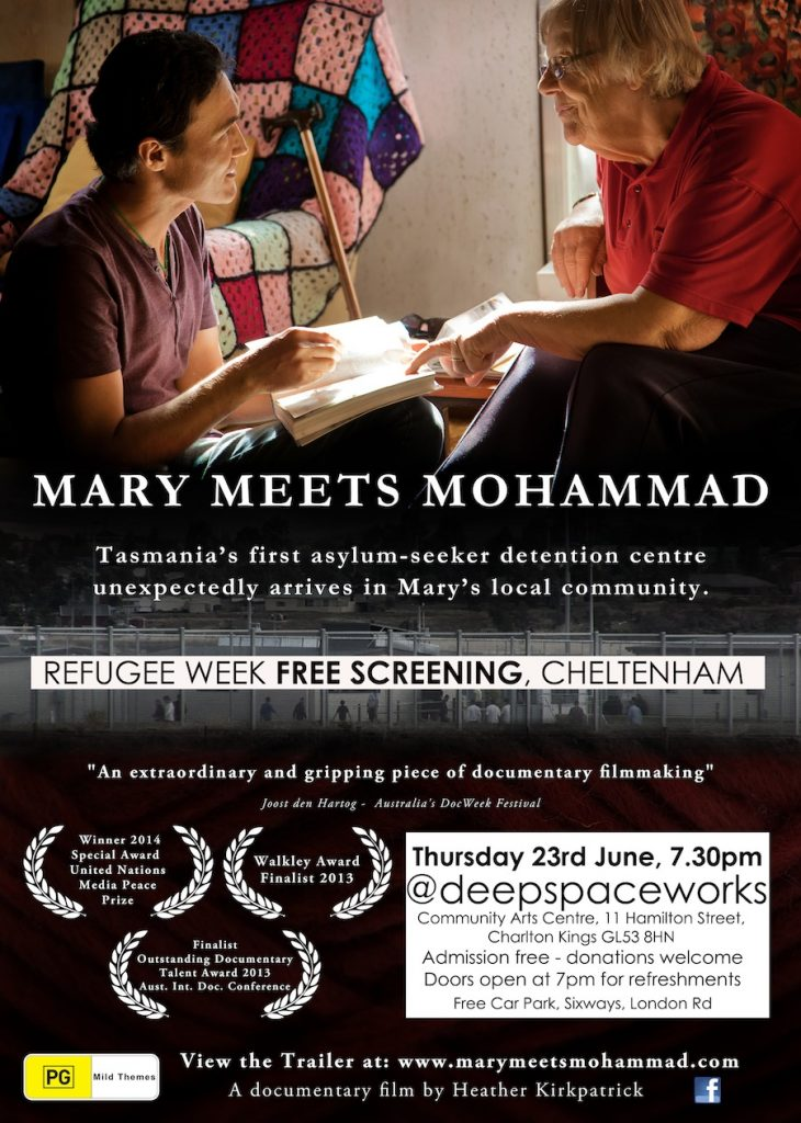 Mary Meets Mohammed